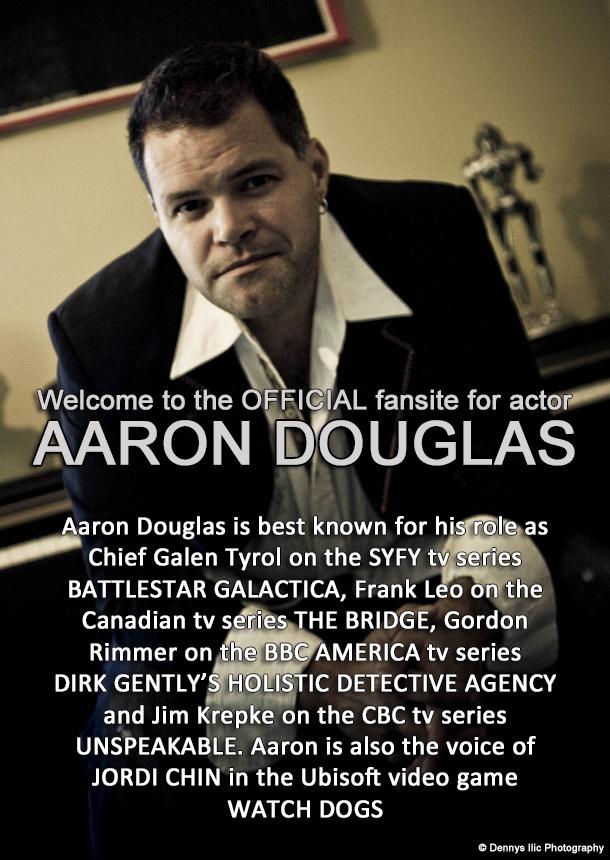Aaron Douglas | Official Fansite